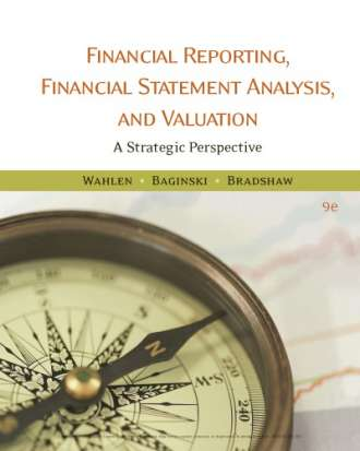 Financial Reporting; Financial Statement Analysis and Valuation (9th Edition) – Testbank + Solutions