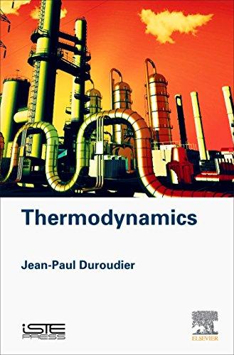 Thermodynamics – Jean-Paul Duroudier