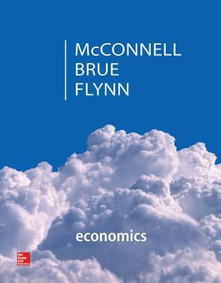 Economics: Principles; Problems; and Policies (20th Edition)