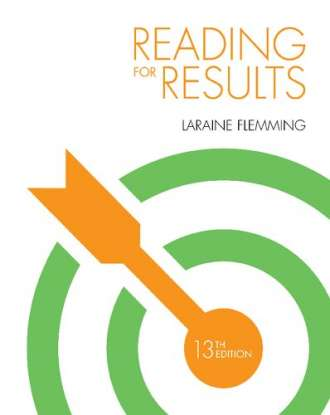 Reading for Results (13th Edition)