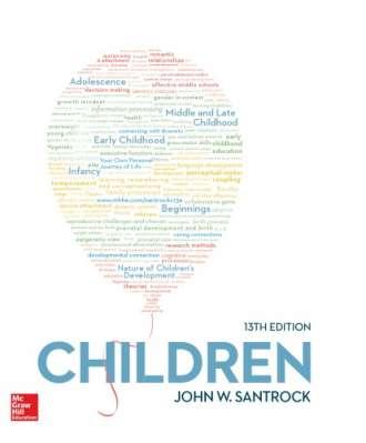 Children (13th Edition) – John Santrock