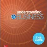 Understanding Business: The Core