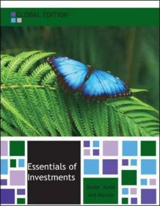 Essentials of Investments (9th Global Edition)