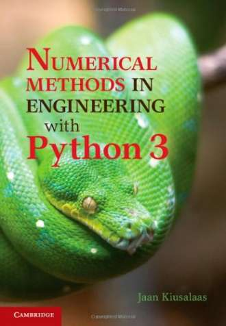 Numerical Methods in Engineering with Python 3 (3rd Edition)