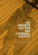 The Private Sector and Criminal Justice
