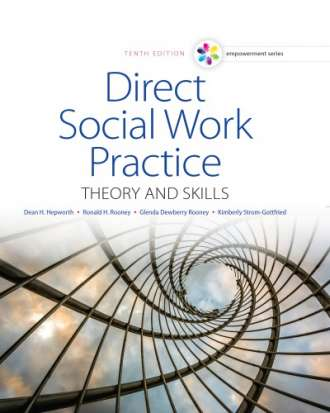Direct Social Work Practice: Theory and Skills (10th Edition)