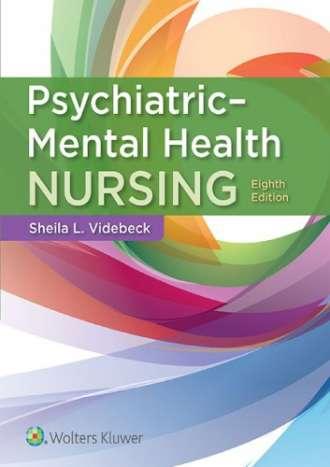 Psychiatric-Mental Health Nursing (8th Edition)