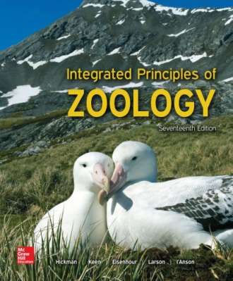 Integrated Principles of Zoology (17th Edition)