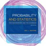 Probability and Statistics for Engineering and the Sciences (9th Edition) – Solutions Manual