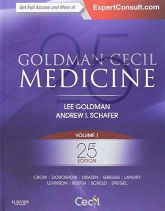 Goldman-Cecil Medicine (2-Volume Set)