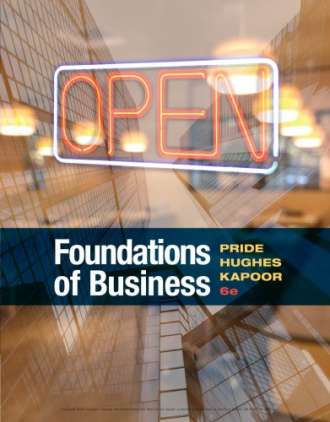 Foundations of Business (6th Edition)