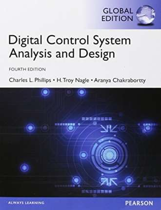 Digital Control System Analysis & Design (4th Global Edition)