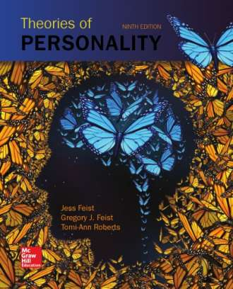 Theories of Personality (9th Edition)