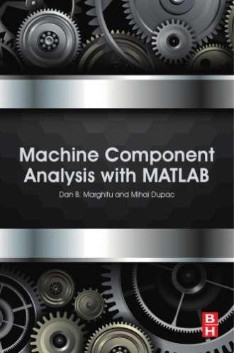 Machine Component Analysis with MATLAB