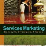 Services Marketing: Concepts; Strategies; & Cases (4th Edition)