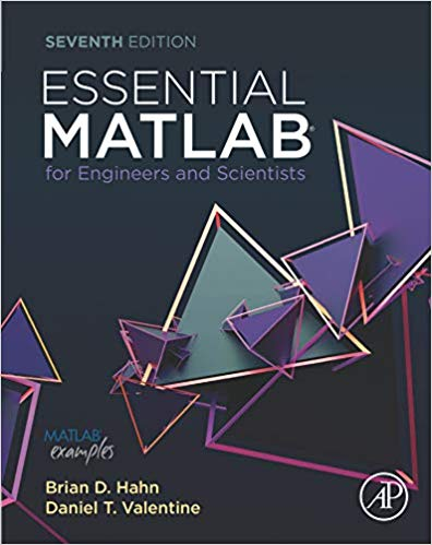 Essential MATLAB for Engineers and Scientists (7th Edition)