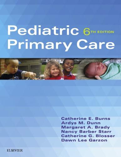 Pediatric Primary Care (6th Edition)