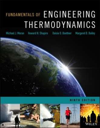Fundamentals of Engineering Thermodynamics (9th Edition)