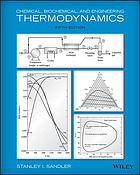 Chemical; Biochemical; and Engineering Thermodynamics (5th Edition)