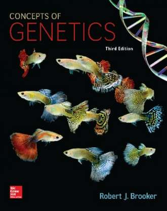 Brooker's Concepts of Genetics (3rd Edition) – Testbank; Solutions Manual