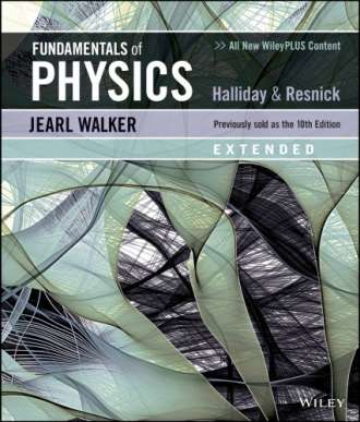 Fundamentals of Physics: Extended (11th Edition)